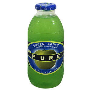 Mr. Pure Green Apple