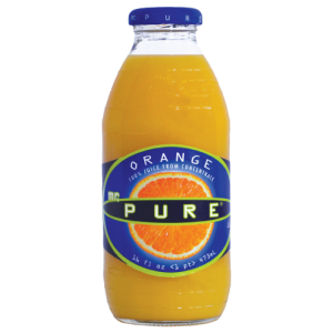 Mr. Pure Orange