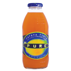 Mr. Pure Papaya Punch