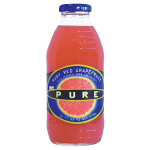 Mr. Pure Ruby Red Grapefruit