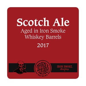 Three Heads / Iron Smoke Scotch Ale