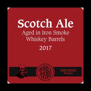 Three Heads / Iron Smoke Scotch Ale