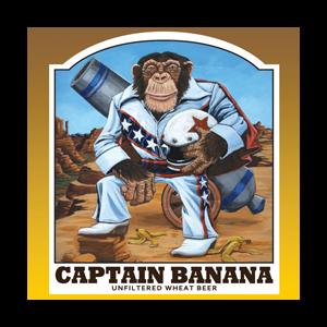 Three Heads Captain Banana Hefeweizen