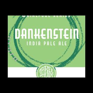 Three Heads Dankenstein IPA (Whirlpool Series)