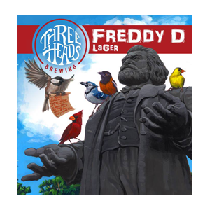 Three Heads Freddy D Lager