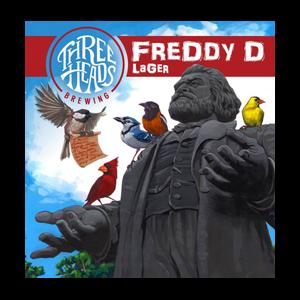 Three Heads Freddy D Lager