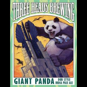 Three Heads Giant Panda Dub Style IPA