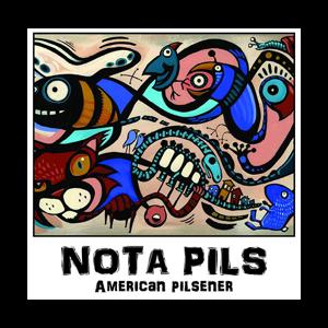 Three Heads NOTA Pilsner