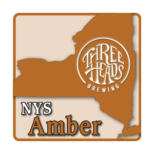 Three Heads NYS Amber