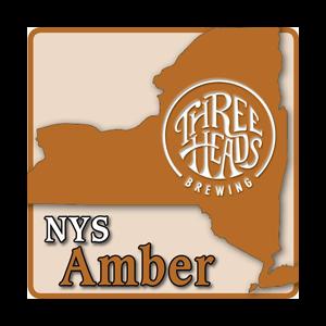 Three Heads NYS Amber