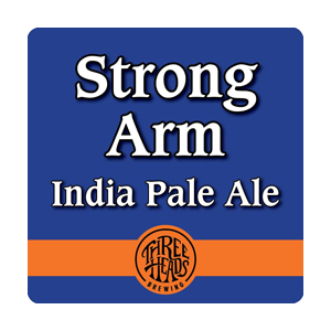 Three Heads Strong Arm IPA