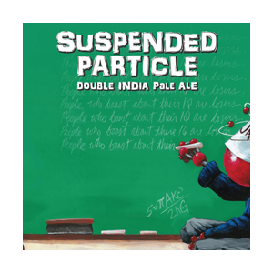 Three Heads Suspended Particle