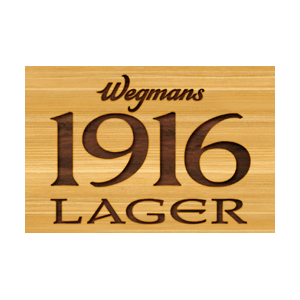 Three Heads Wegmans 1916 Lager