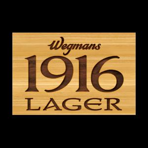 Three Heads Wegmans 1916 Lager
