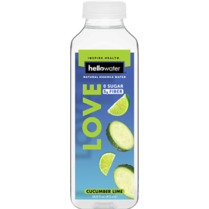 hellowater Love Cucumber Lime