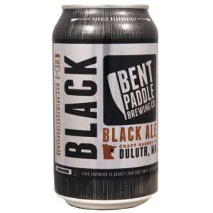 Bent Paddle Brewing Co. Black