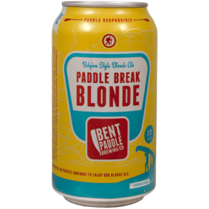Bent Paddle Brewing Co. Paddle Break Blonde