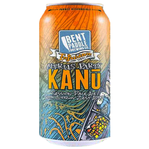 Bent Paddle Citrus Party Kanu
