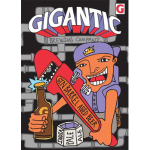 Gigantic Brewing Selections Pipewrench IPA