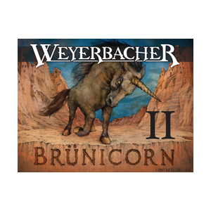 Weyerbacher Brunicorn
