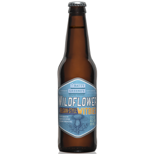Natty Greene Wildflower Witbier