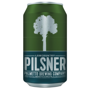 Palmetto Lowcountry Pilsner